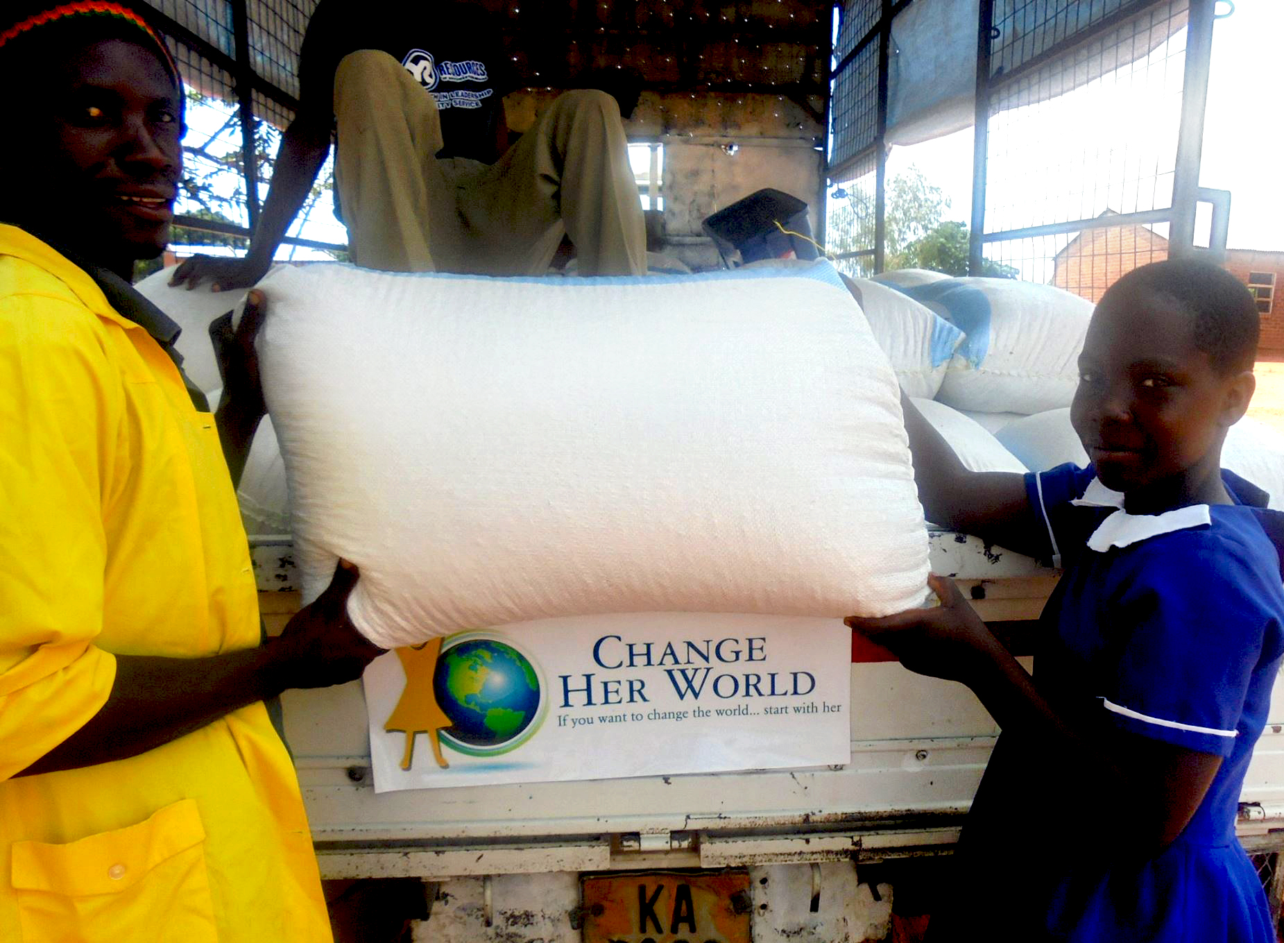 Change Her World: Delivering Maize