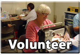 Donate to CHW: Volunteer